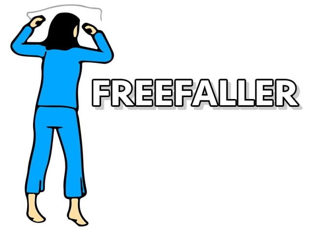 「Freefaller position cartoon」的圖片搜尋結果